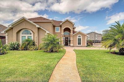 Corpus Christi TX Single Family Home For Sale: $374,900