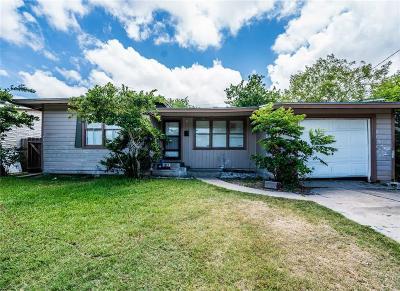 Corpus Christi TX Single Family Home For Sale: $84,900