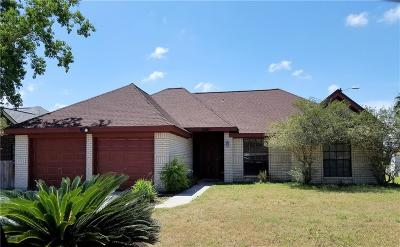 Ingleside Single Family Home For Sale: 3005 Lakeview East Dr
