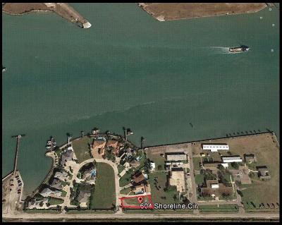 Port Aransas Residential Lots & Land For Sale: 604 Shoreline