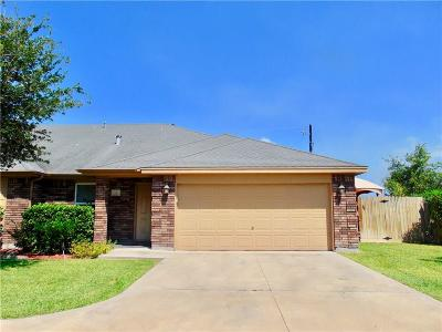Corpus Christi Condo/Townhouse For Sale: 4750 Grand Junction #1 Dr