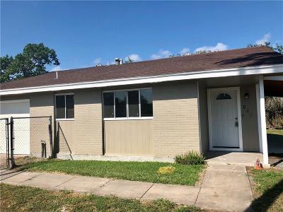 Corpus Christi TX Single Family Home For Sale: $116,900