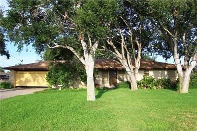 Robstown Single Family Home For Sale: 5328 County Rd 73a