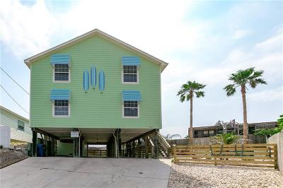 Port Aransas TX Single Family Home For Sale: $599,000