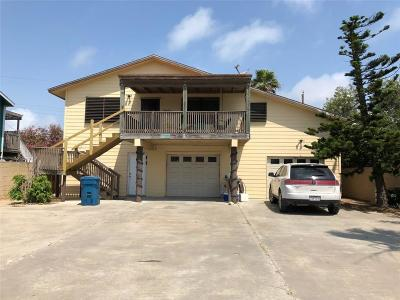 Port Aransas Single Family Home For Sale: 1408 11th St