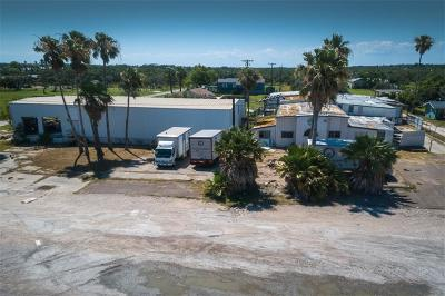 Aransas Pass Single Family Home For Sale: 1414 Hwy 35
