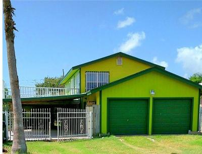 Single Family Home For Sale: 1509 Marine Dr