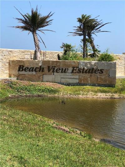 Port Aransas Residential Lots & Land For Sale: 154 Beach View Dr