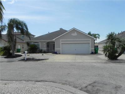 Aransas Pass Single Family Home For Sale: 115 SE Redfish Ct