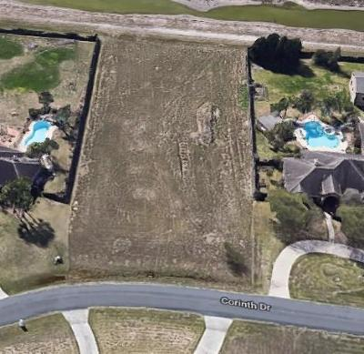 Corpus Christi Residential Lots & Land For Sale: 8134 Corinth Dr