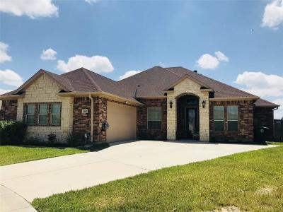 Robstown Single Family Home For Sale: 3602 Lake Palestine