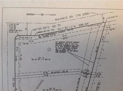 Corpus Christi Residential Lots & Land For Sale: 10330 Kingsbury Dr