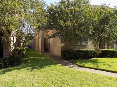 Corpus Christi Condo/Townhouse For Sale: 93 Lake Shore Dr