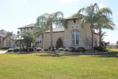Corpus Christi Single Family Home For Sale: 6242 Jakes Wake