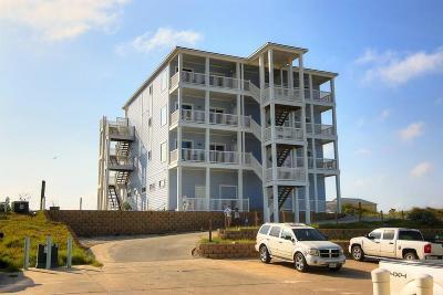 Port Aransas Condo/Townhouse For Sale: 2000 On The Beach #341 #341