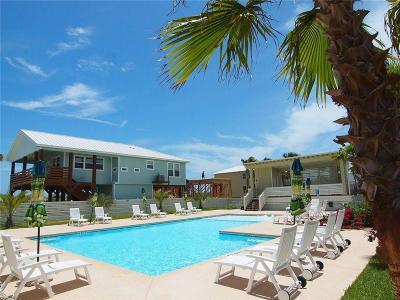 Port Aransas Single Family Home For Sale: 371 Paradise Pointe Dr