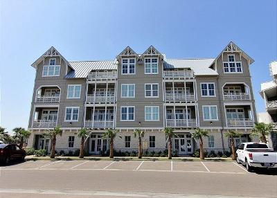 Port Aransas Condo/Townhouse For Sale: 160 Social Circle #2-302