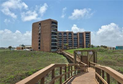 Port Aransas Condo/Townhouse For Sale: 720 Access Road 1-A #503