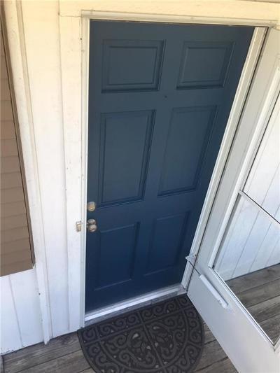 Corpus Christi Condo/Townhouse For Sale: 6228 Hidden Cove #4