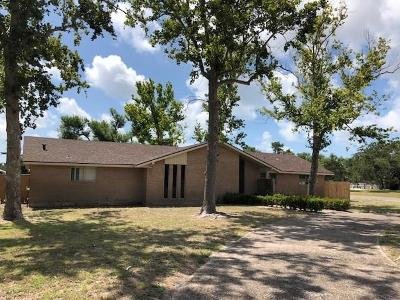 Aransas Pass Single Family Home For Sale: 759 S Lamont