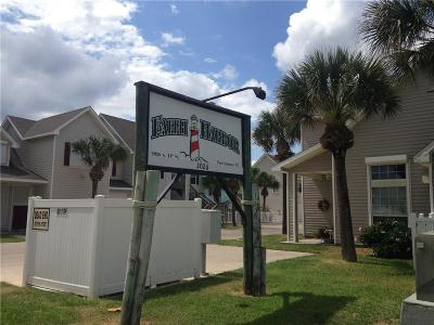 Port Aransas Condo/Townhouse For Sale: 2026 Eleventh St #9