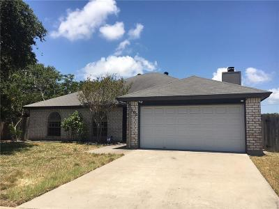 Single Family Home For Sale: 706 Truk Dr