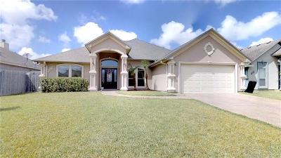 Corpus Christi Single Family Home For Sale: 4614 Patriot Dr