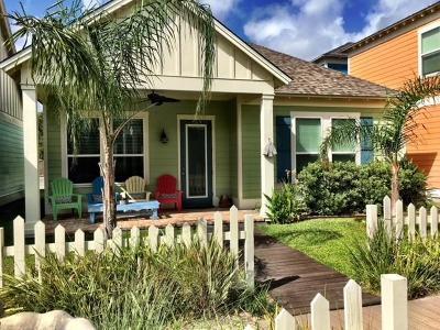 Rockport Single Family Home For Sale: 306 Sailhouse Way