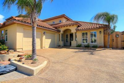Nueces County Single Family Home For Sale: 13826 Captains Row