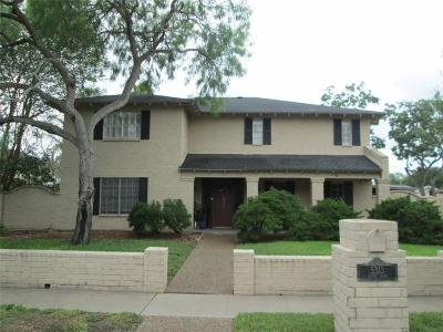 Single Family Home For Sale: 5313 River Oaks Dr