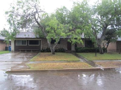 Single Family Home For Sale: 210 Pecos St