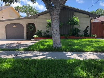 Single Family Home For Sale: 3417 Tahiti Dr