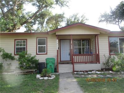 Aransas Pass Single Family Home For Sale: 1319 Oak Park Dr