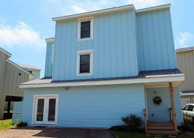 Corpus Christi Condo/Townhouse For Sale: 6871 State Highway 361 #11
