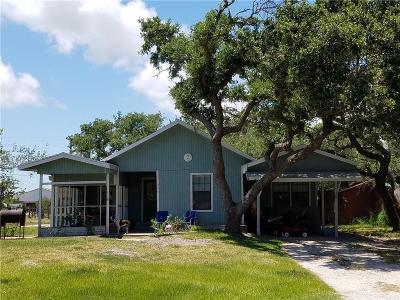 Aransas Pass Single Family Home For Sale: 944 S Lamont St