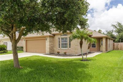 Aransas Pass Single Family Home For Sale: 1606 Windy Oaks Dr