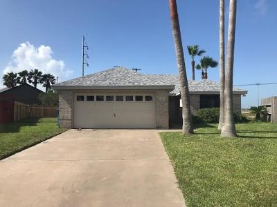 Port Aransas Single Family Home For Sale: 543 Lydia Ann Channel