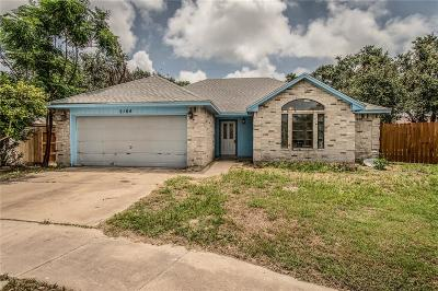 Ingleside Single Family Home For Sale: 2104 Capeheart St