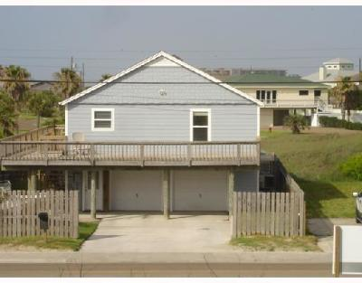 Port Aransas Single Family Home For Sale: 816 E Avenue G