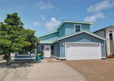 Corpus Christi Single Family Home For Sale: 15353 Mutiny Ct
