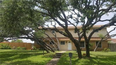 Rockport Single Family Home For Sale: 1418 Dana Dr
