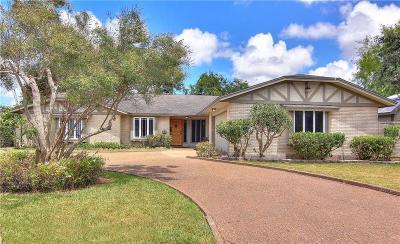 Single Family Home For Sale: 6409 Montecita Dr