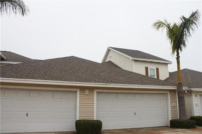Condo/Townhouse For Sale: 15209 S Padre Island Dr #103