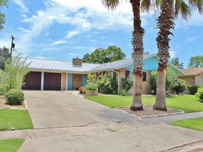 Corpus Christi Single Family Home For Sale: 429 Ashland Dr