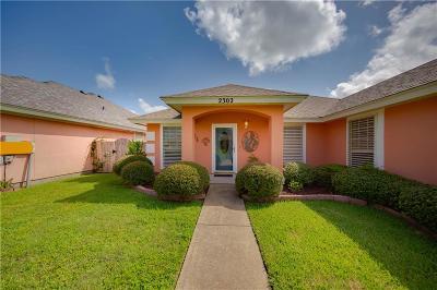 Ingleside Single Family Home For Sale: 2302 Naples