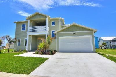 Corpus Christi Single Family Home For Sale: 117 Frontside Dr