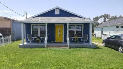 Rockport Single Family Home For Sale: 609 E Market St