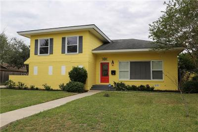 Single Family Home For Sale: 215 Aberdeen Ave