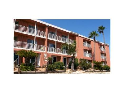 Condo/Townhouse For Sale: 14300 S Padre Island Dr #221