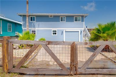Rockport Single Family Home For Sale: 1016 S Magnolia St